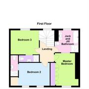 Floorplan 3 of 3 for Pentewan House,