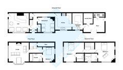 Floorplan 1 of 1 for 1 Station Square