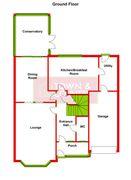 Floorplan 1 of 2 for 146 Rhuddlan Road