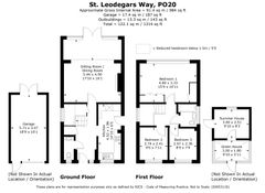 Floorplan 1 of 1 for 19 St. Leodegars Way