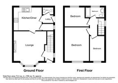 Floorplan 2 of 2 for 188 Wootton Street