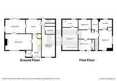 Floorplan 1 of 1 for Pump House, Beech Lane