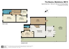 Floorplan 1 of 1 for 25 The Beams