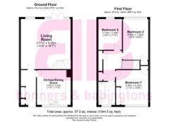 Floorplan 1 of 1 for 19 Marcourt Road