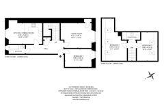 Floorplan 1 of 1 for 24/7, Roseburn Place