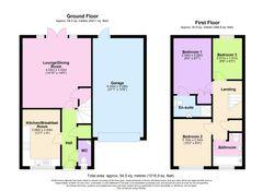 Floorplan 1 of 1 for 7 Polden Walk