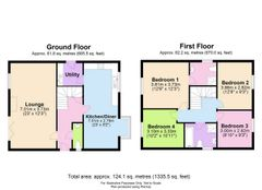 Floorplan 1 of 1 for 4 Upper Highfields