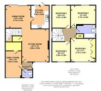 Floorplan 1 of 1 for 8 Chiltern Park Avenue