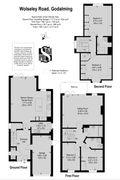 Floorplan 1 of 1 for 16 West Lawn, Wolseley Road