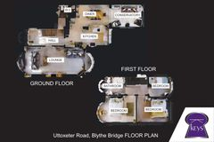 Floorplan 1 of 1 for 89 Uttoxeter Road