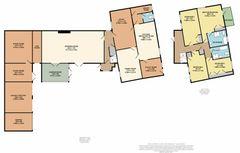 Floorplan 1 of 1 for Ragstone Barn, Conghurst Lane