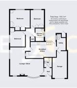 Floorplan 1 of 1 for 150 Uttoxeter Road