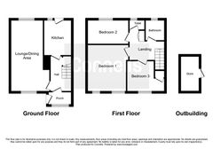 Floorplan 1 of 1 for 25 Townson Road
