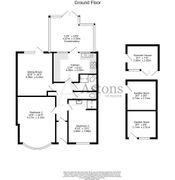Floorplan 1 of 1 for 11 Bennetts Close