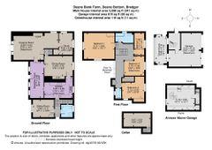 Floorplan 1 of 1 for Deans Bank Farm, Deans Bottom