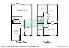 Floorplan 1 of 1 for 3 Salvia Close