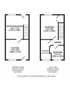 Floorplan 1 of 1 for 4 Park Terrace, Whittington Road