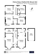 Floorplan 1 of 1 for 2 Cherry Close