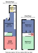 Floorplan 1 of 1 for 94 Estcourt Road