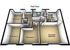 Floorplan 2 of 2 for 18 Laburnum Avenue