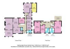 Floorplan 1 of 2 for 12 Ellerslie Road