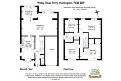 Floorplan 1 of 1 for 8 Welby Close