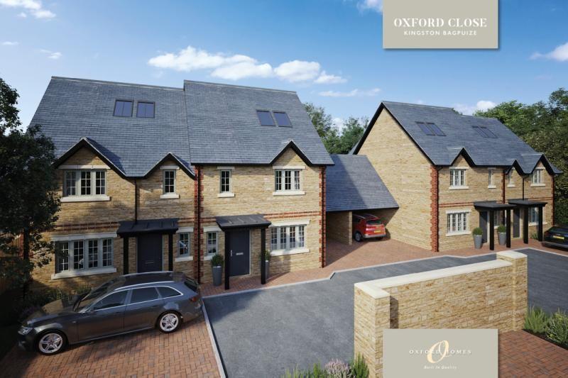 Property photo 1 of 8. Oxford Close CGI