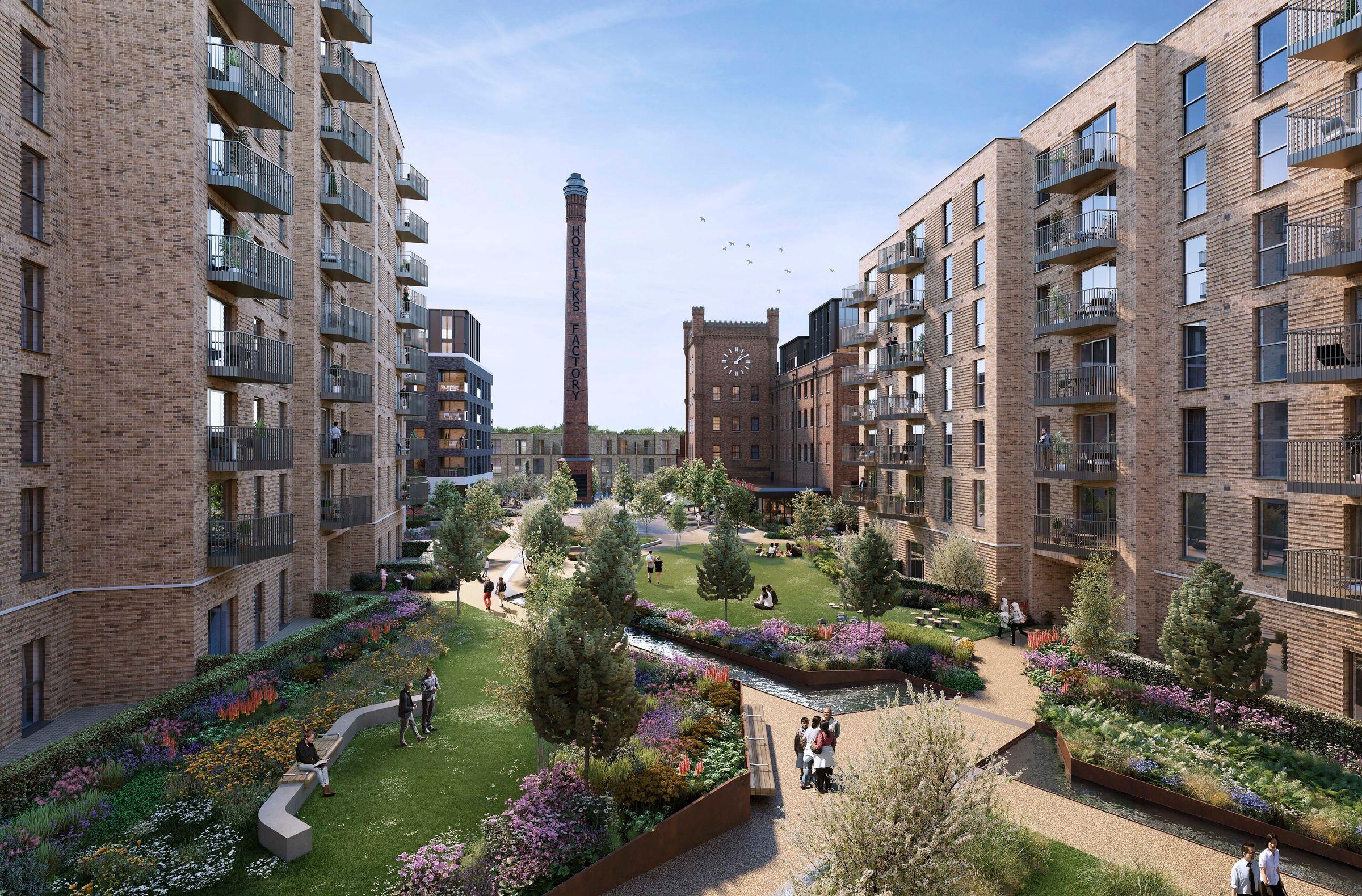 Horlicks Quarter development image 1 of 1