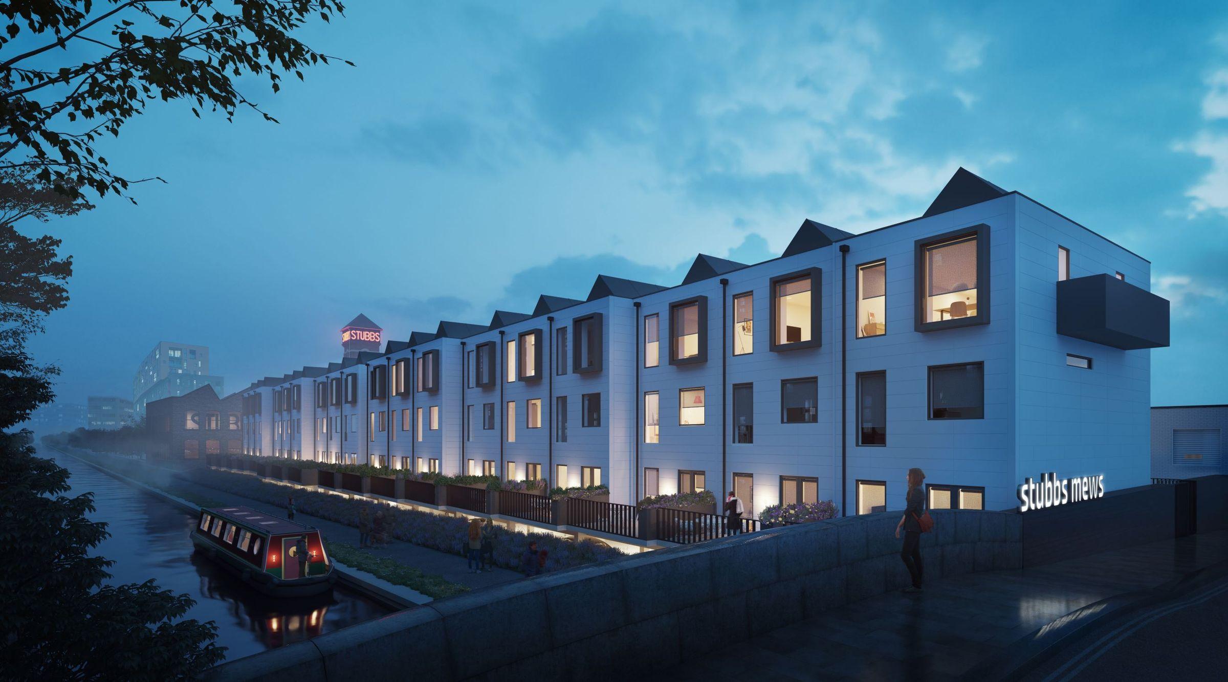 New Islington development image 1 of 1