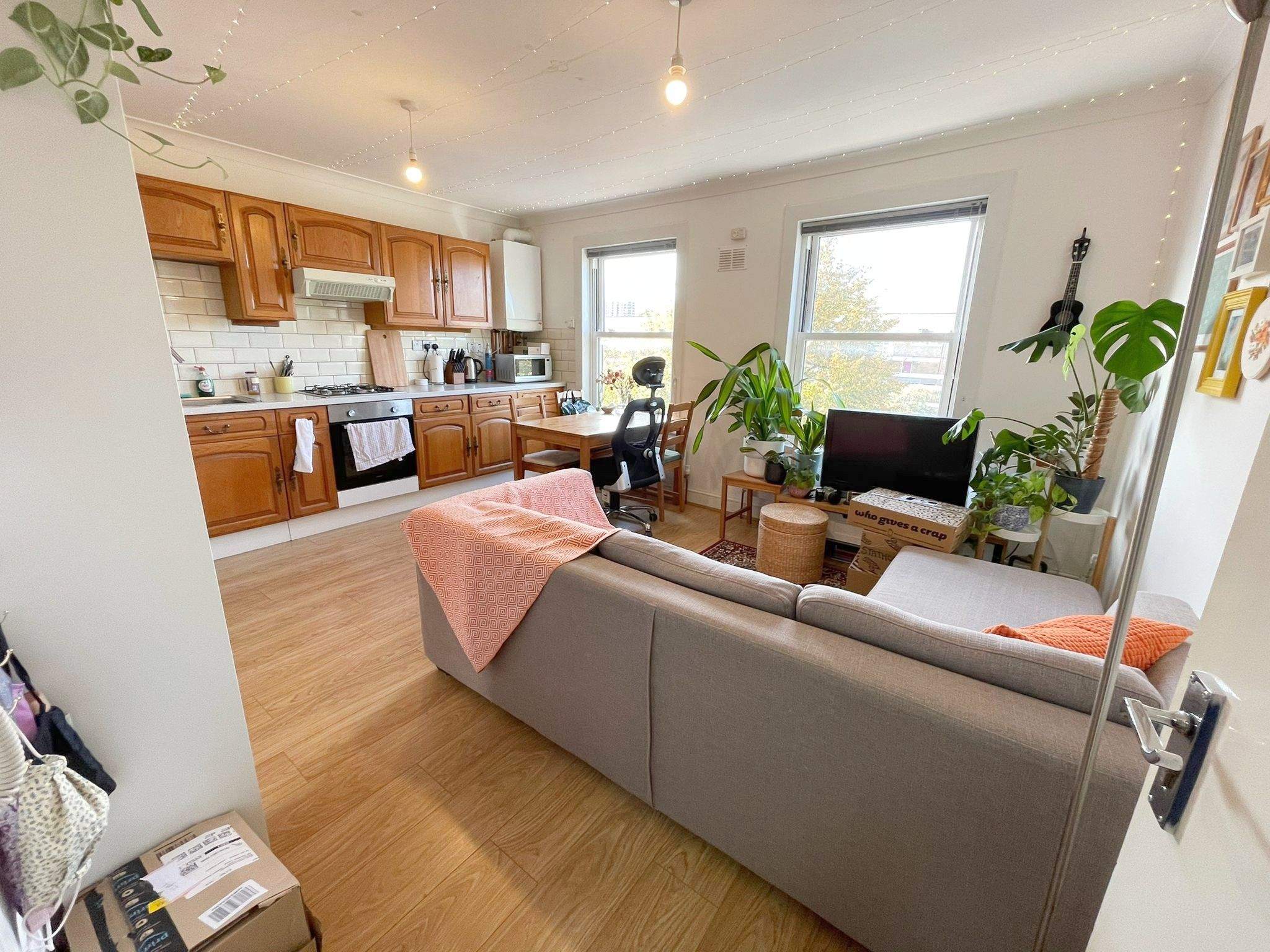 Property photo 1 of 6. Open Plan Living Room/Kitchen