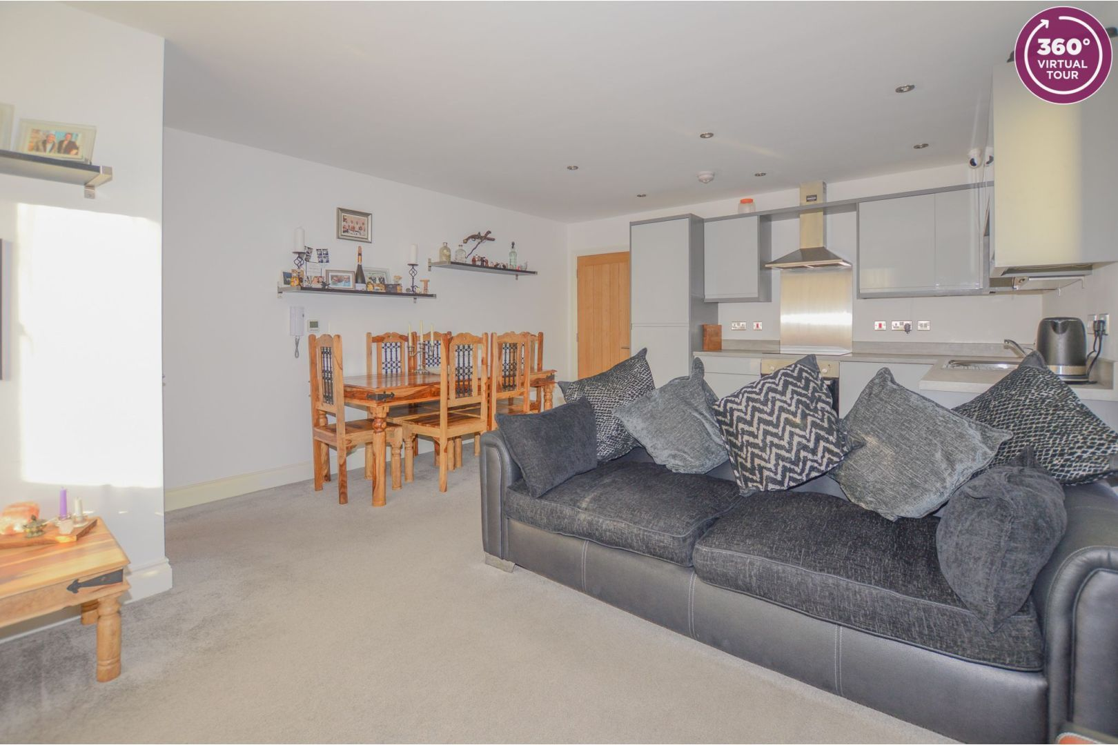 Property photo 1 of 17. Open Plan Living