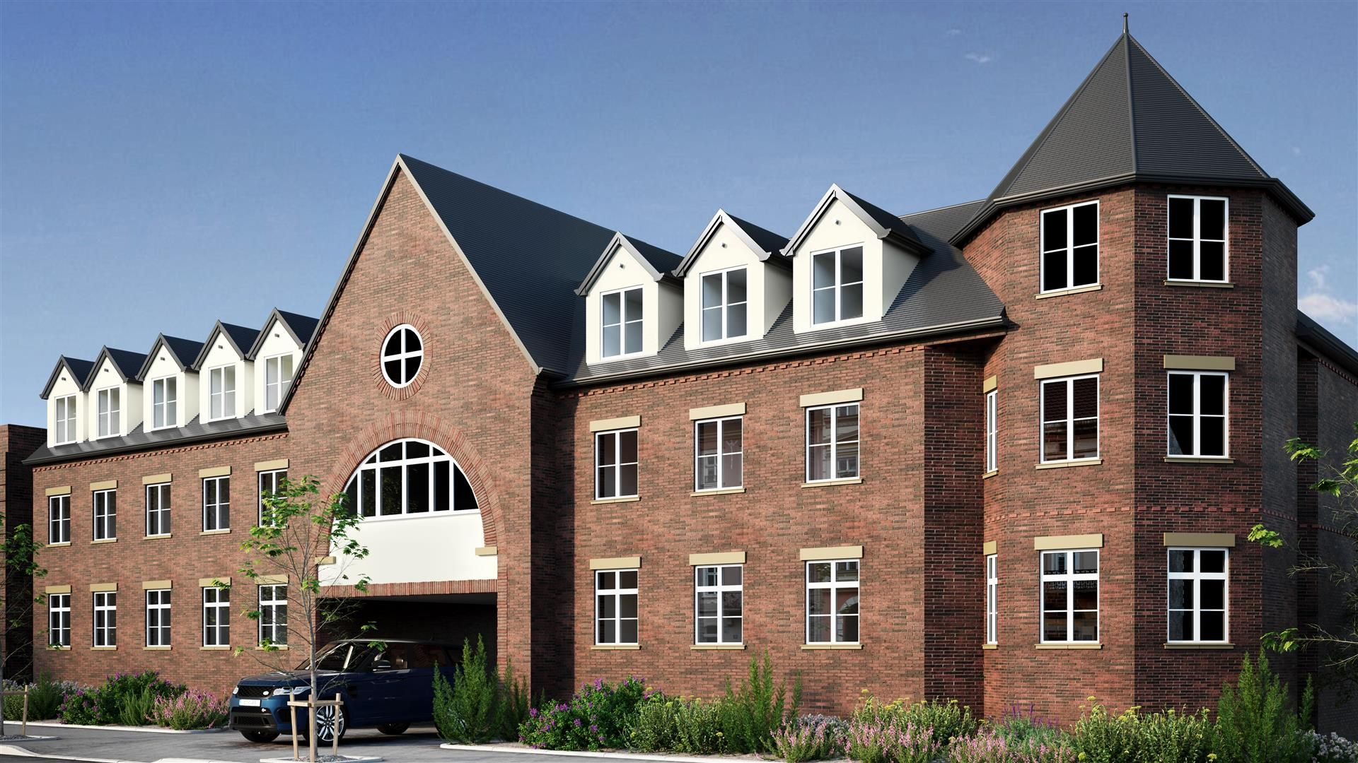 Property photo 1 of 18. CGI Frontage Final.Jpg