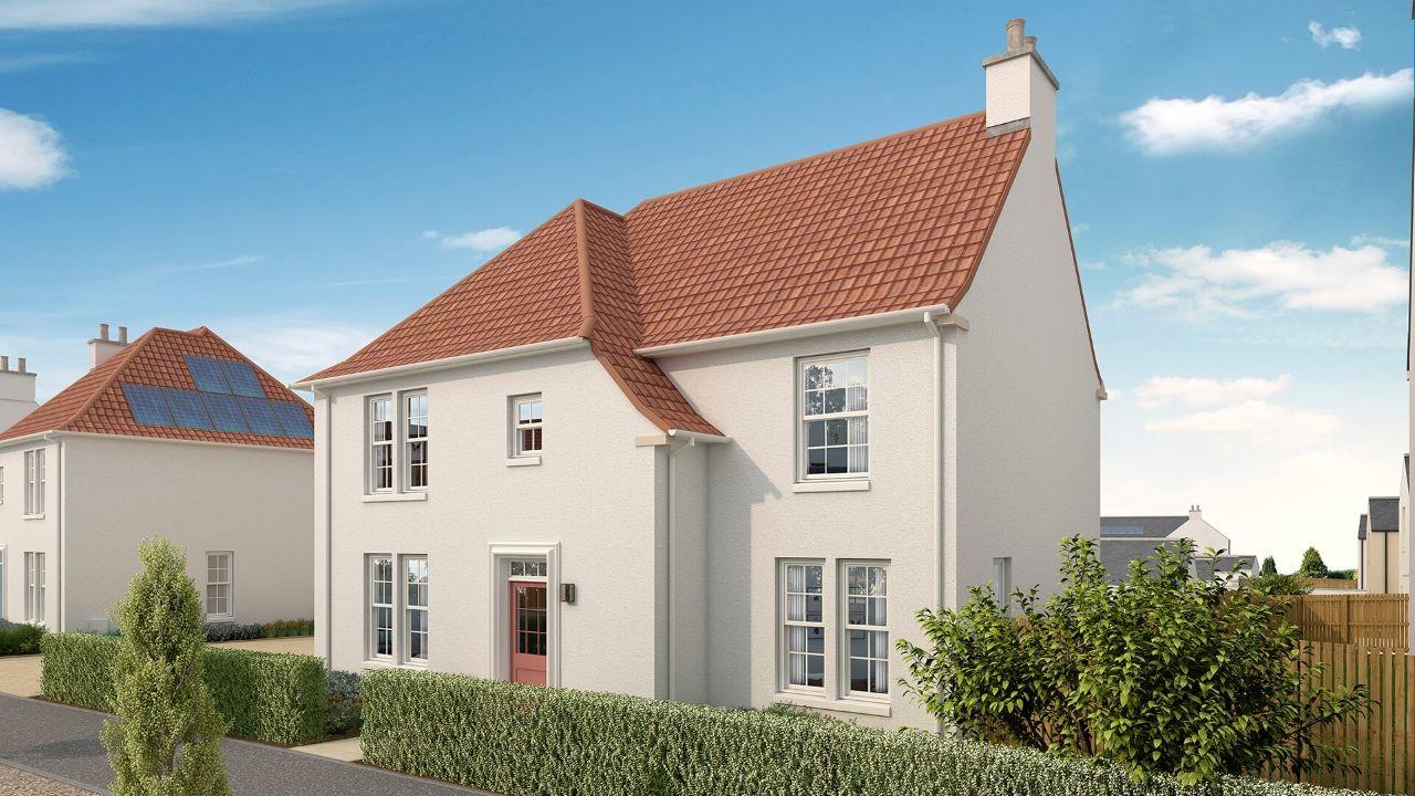 Property photo 1 of 12. Inveresk House Type CGI