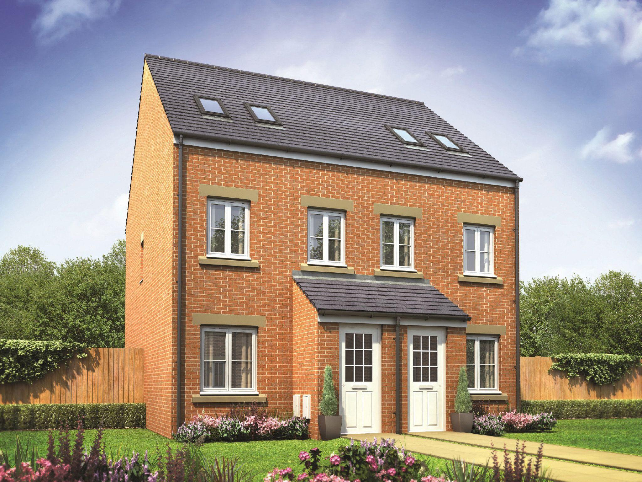Hauxley Grange development image 1 of 1