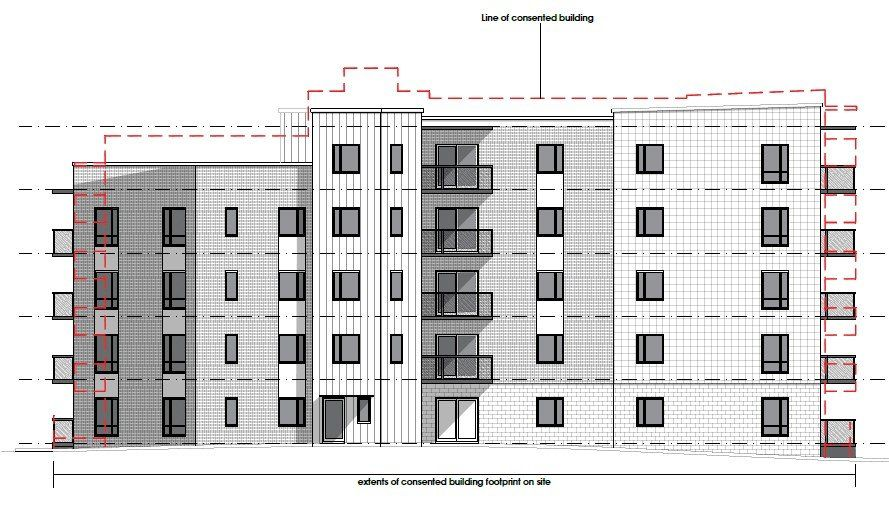 Property photo 1 of 8. Proposed Building