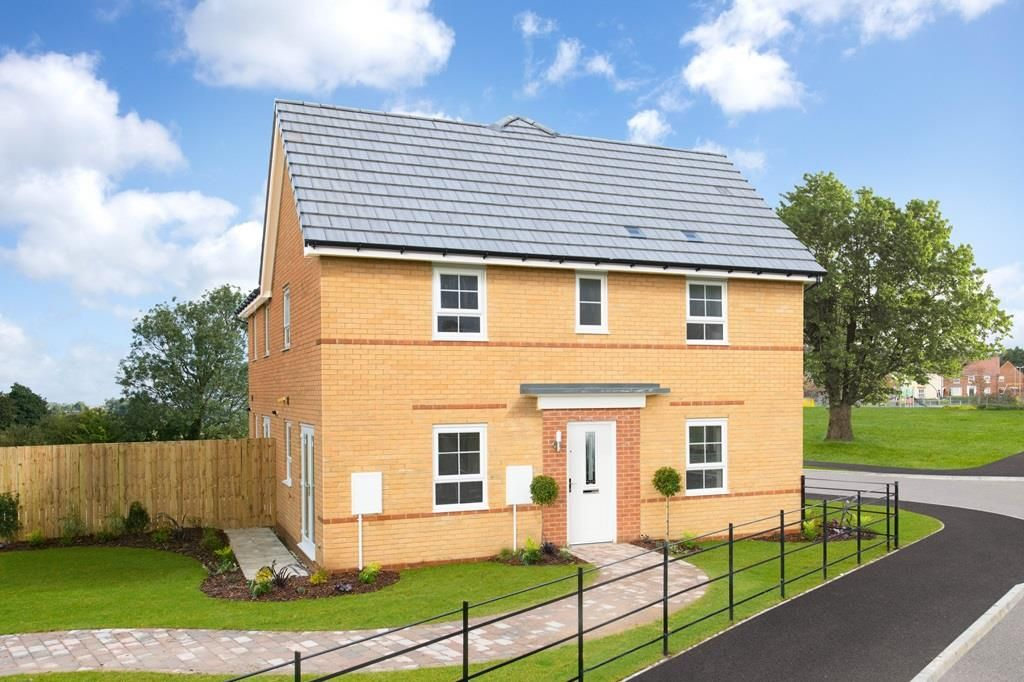 Property photo 1 of 10. Fleet Green The Moresby Show Homes