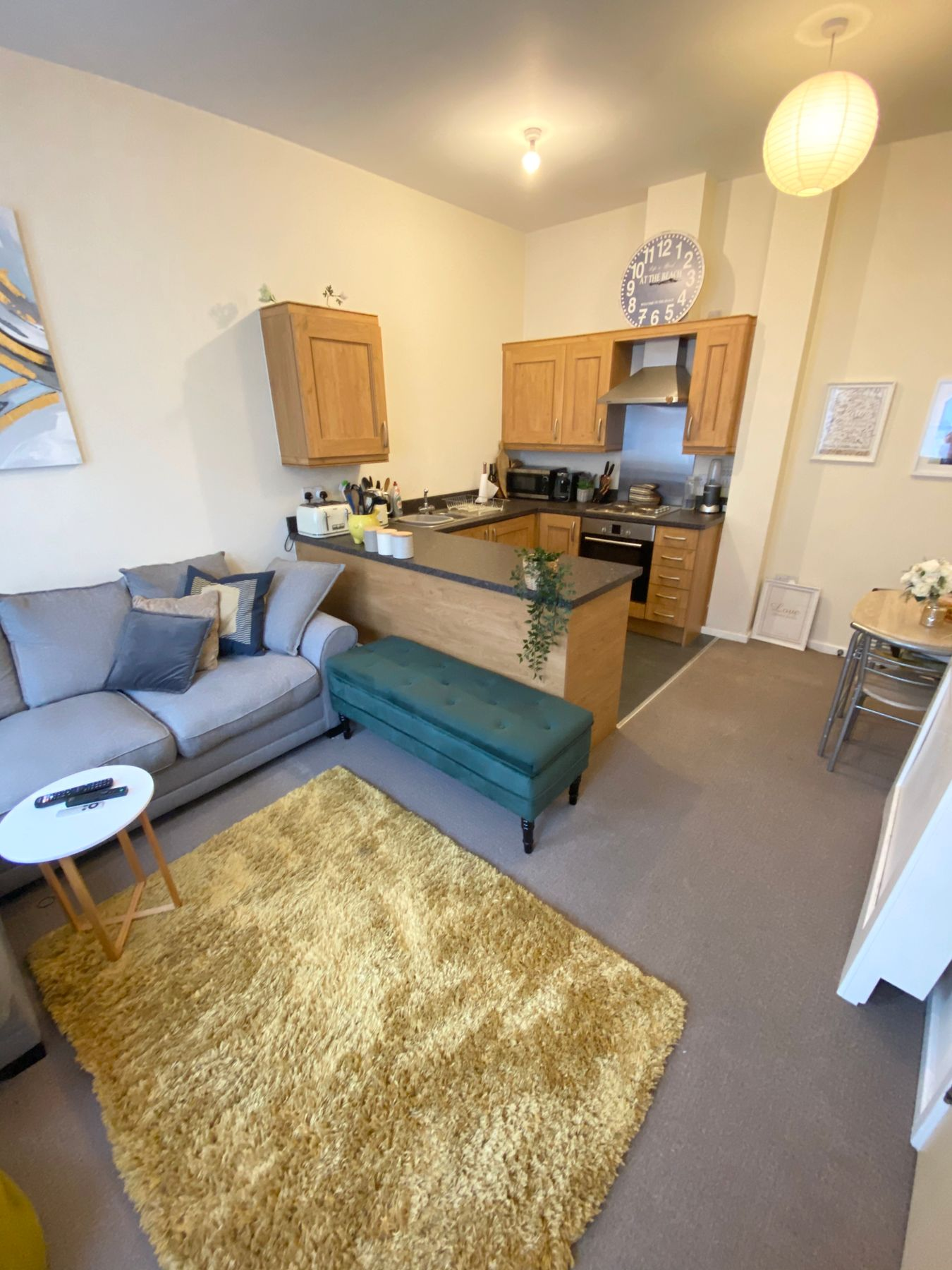 Property photo 1 of 8. Open Plan Living/Kitchen