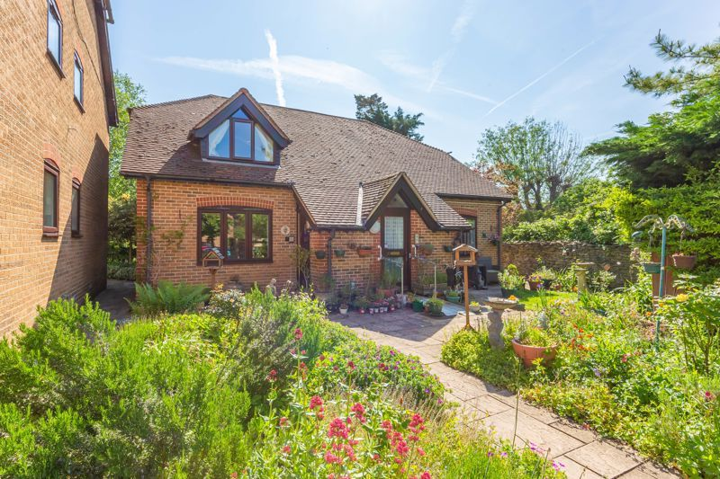 Property photo 1 of 12. Front View And Communal Gardens