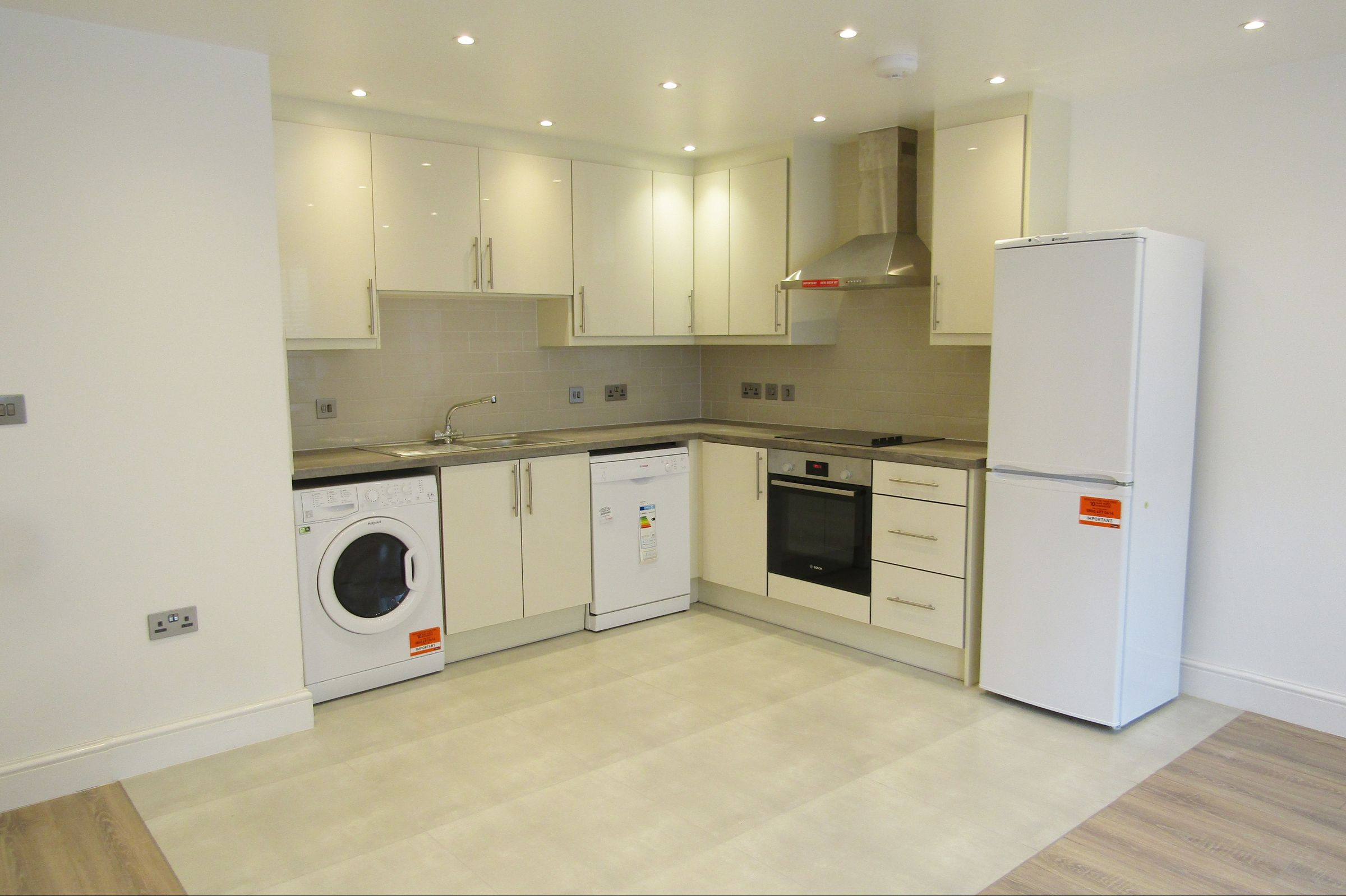 Property photo 1 of 7. Open Plan Living Room/Kitchen