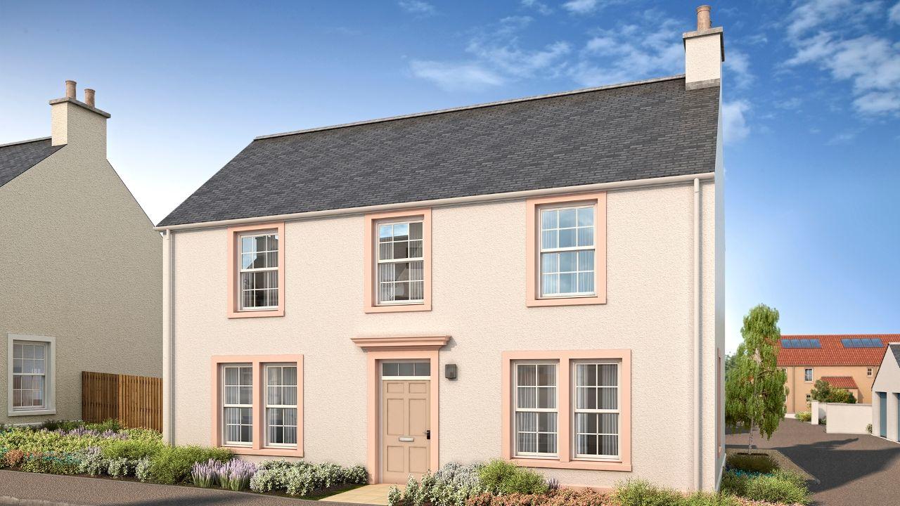 Property photo 1 of 12. Prestongrange House Type CGI