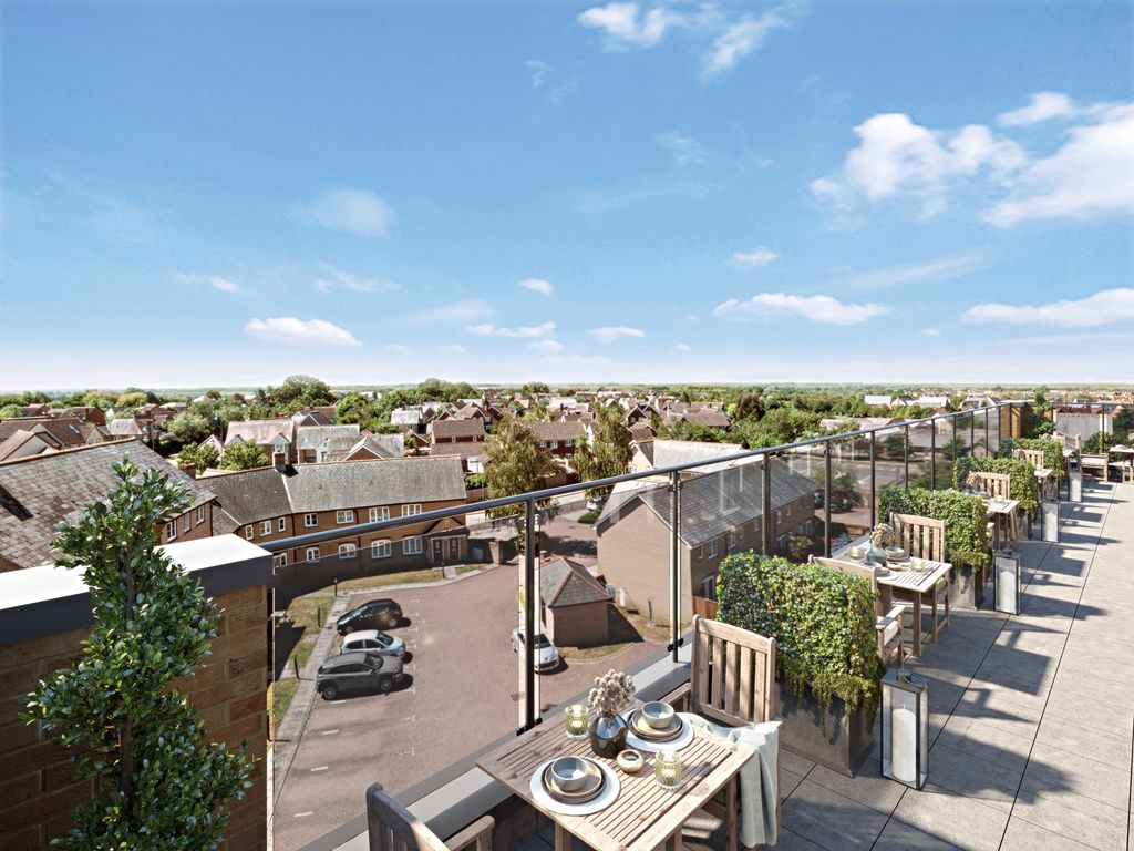 Property photo 1 of 12. Roof Top Terrace - Artist's Impression