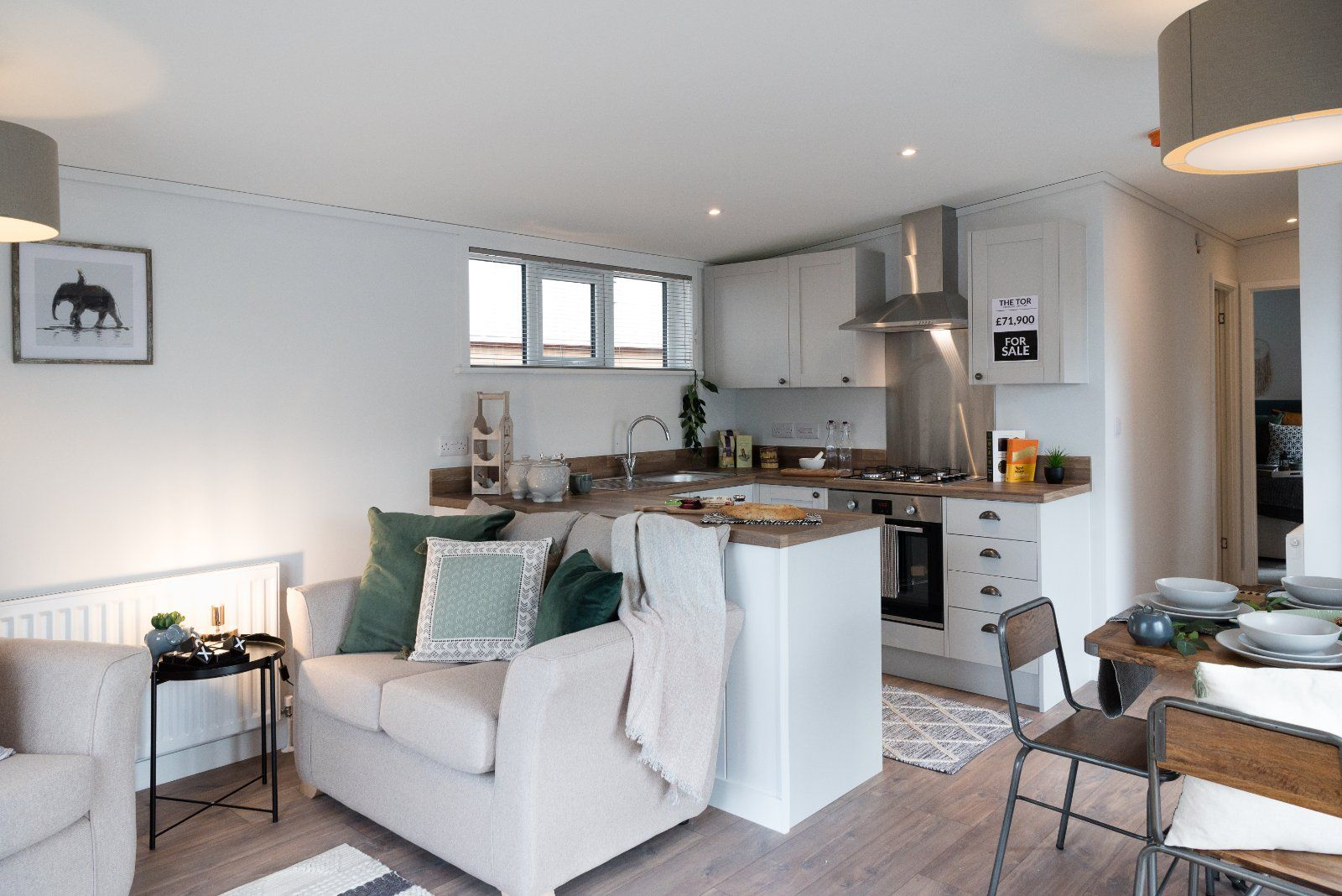 Property photo 1 of 9. Open Plan