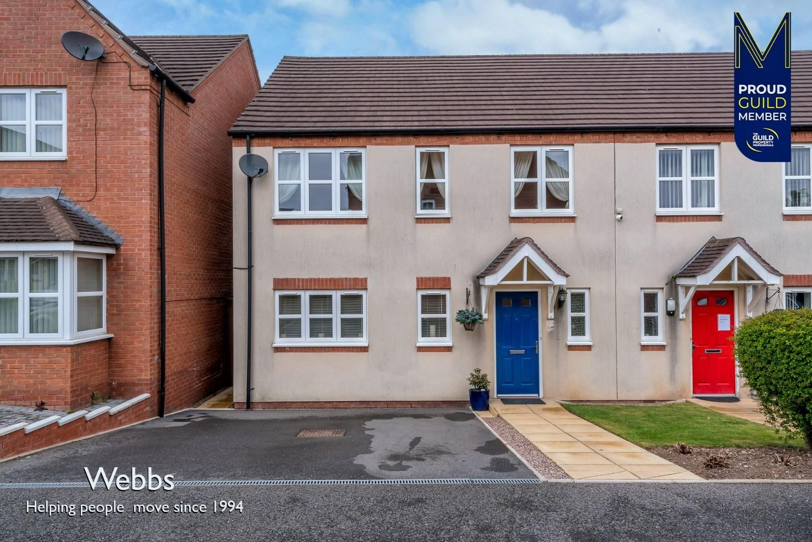 Property photo 1 of 33. 12, Ragstone Close, Walsall, West Midlands, Ws2 8T