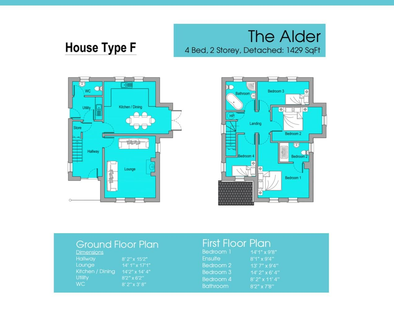 Property photo 1 of 2. House Type F - The Alder.Png