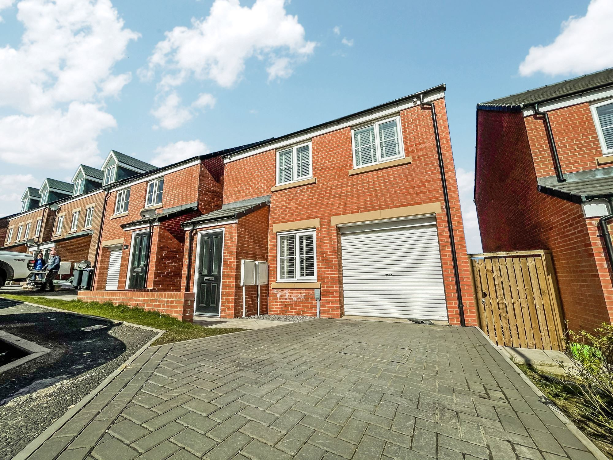 3 Bed Detached House For Sale In Parsley Close Easington Peterlee Sr8 Zoopla