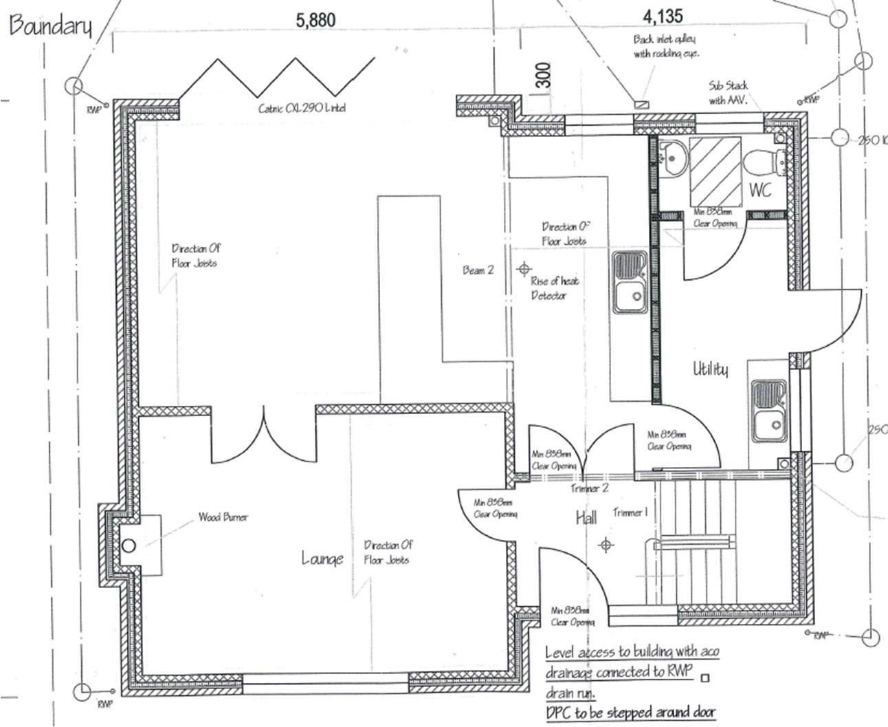 Property photo 1 of 5. Ground Floor Plan
