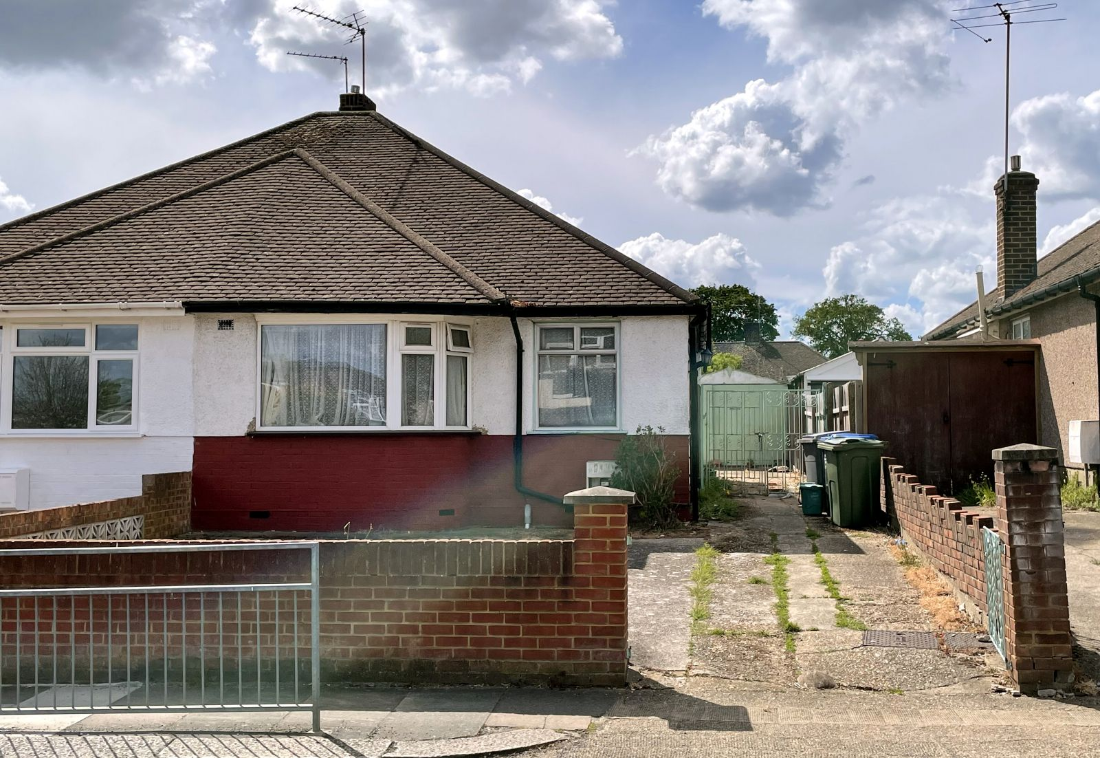 Property photo 1 of 2. 2Bedroom Bungalow For Sale