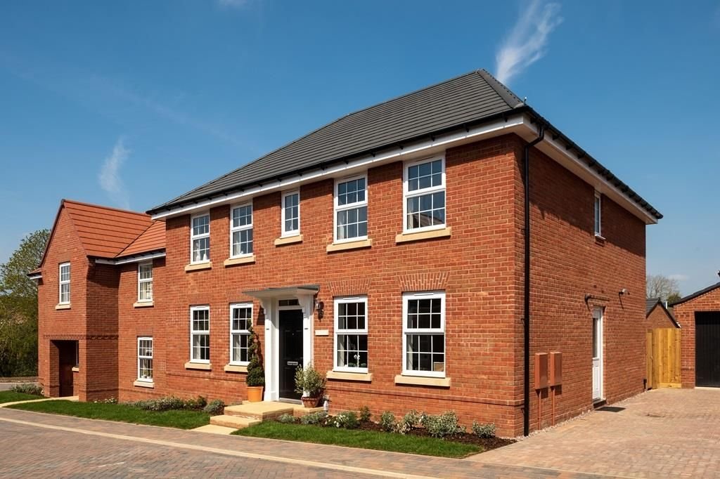 Property photo 1 of 10. Detached 4 Bedroom Chelworth Hipped Roof