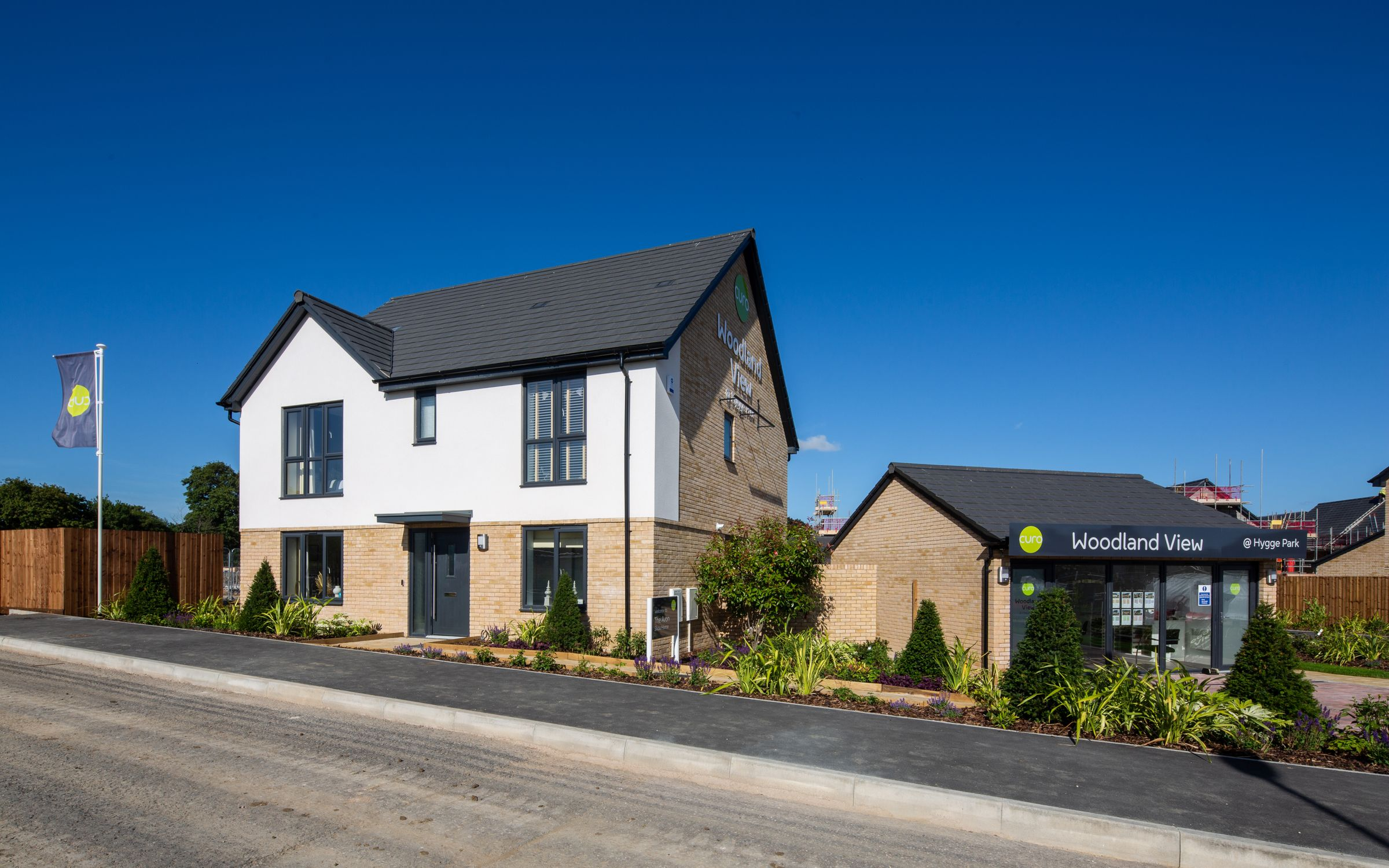 Property photo 1 of 11. The Avon Show Home