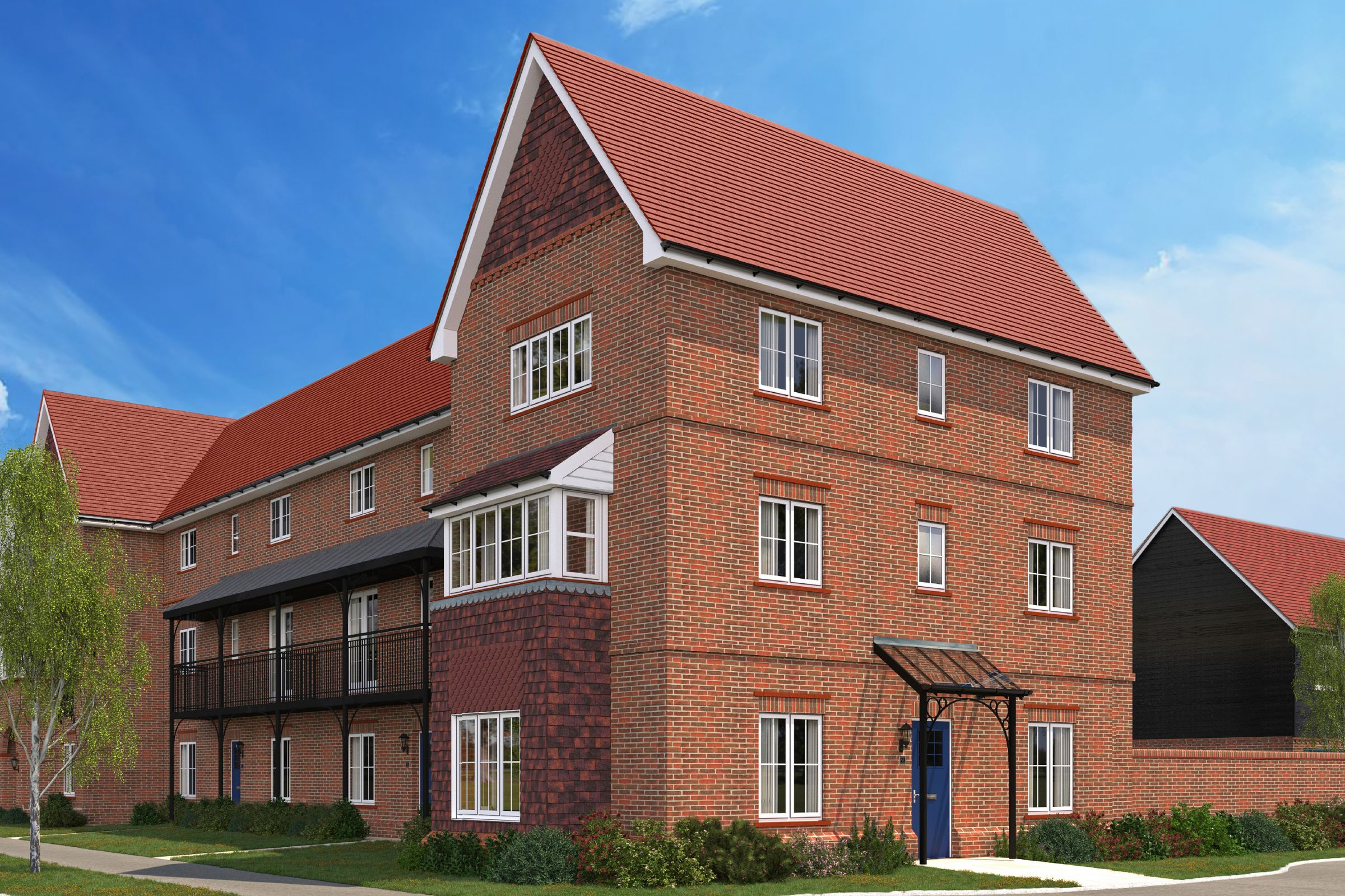 New home, 20 bed semi detached house for sale in Mclaren Way ...